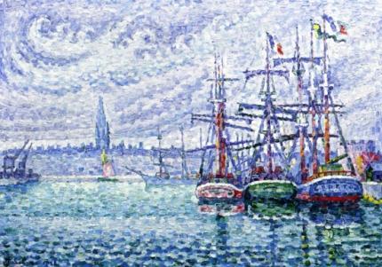 Bassin À Flots Saint-Malo