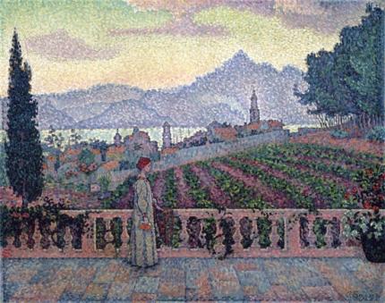 The Terrace, Saint-Tropez