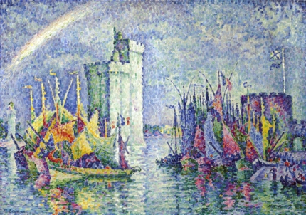 Arc-En-Ciel, La Rochelle, Le Port