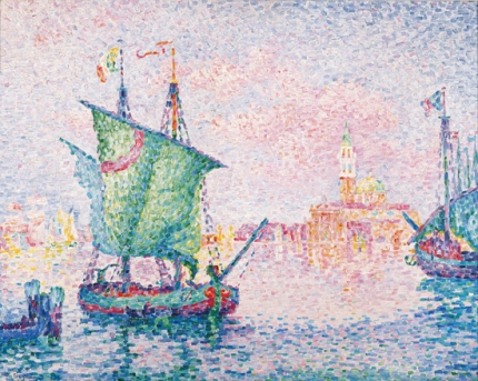 Venice, The Pink Cloud, 1909