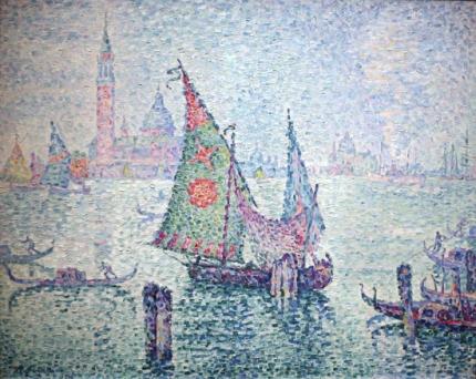 The Green Sail, Venice
