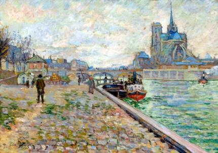 Quai De La Tournelle