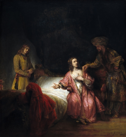 Joseph Accused by Potiphar's Wife 1655 1