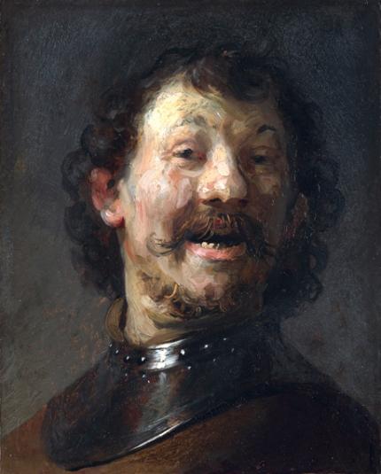 Laughing Man 1629