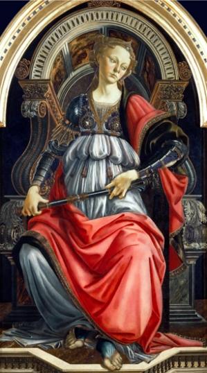 Allegory of strength 1470