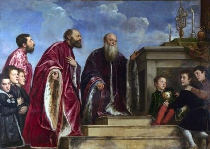 The Vendramin Family 1543