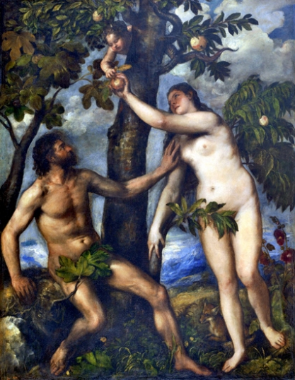 The Fall of Man 1550