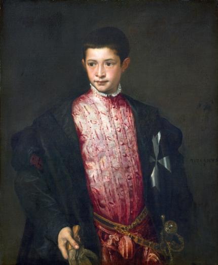 Ranuccio Farnese 1542