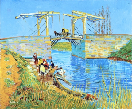 Bridge At Arles (Pont De Langlois) 1888