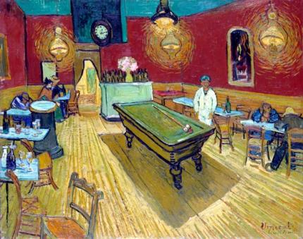 Le Café De Nuit (The Night Café)