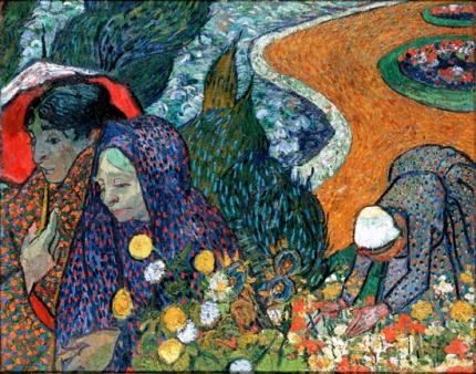 Memory Of The Garden At Etten (Ladies Of Arles)