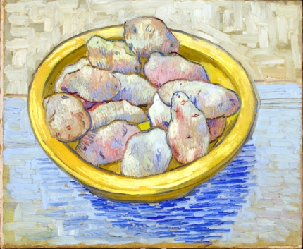 Still Life With Potatoes, 1888