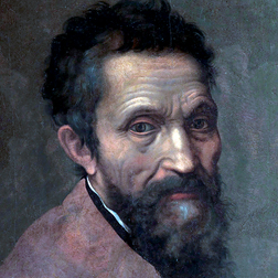 Paintings by Michelangelo Buonarroti