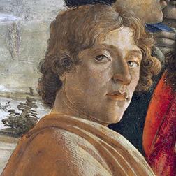 Paintings by Sandro Botticelli