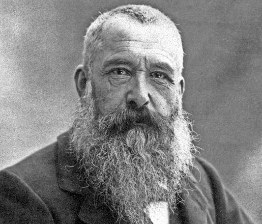 Artist of the month-Claude Monet