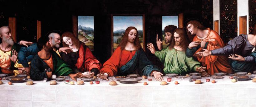 Leonardo Da Vinci Oil Painting Reproductions